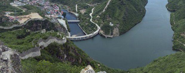 HUANGHUACHENG WATER GREAT WALL