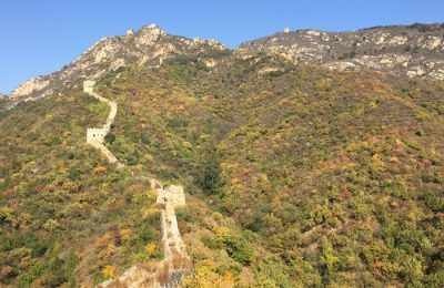 FIVE DAYS TREKKING ON THE GREATWALL