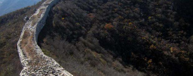 PRIVATE TREKKING TOUR AT SHIXIAGUAN GREAT WALL